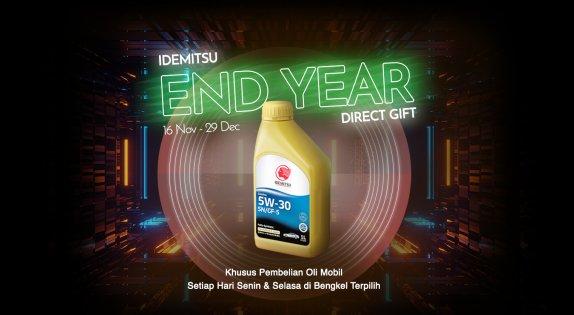 IDEMITSU – END YEAR Direct Gift